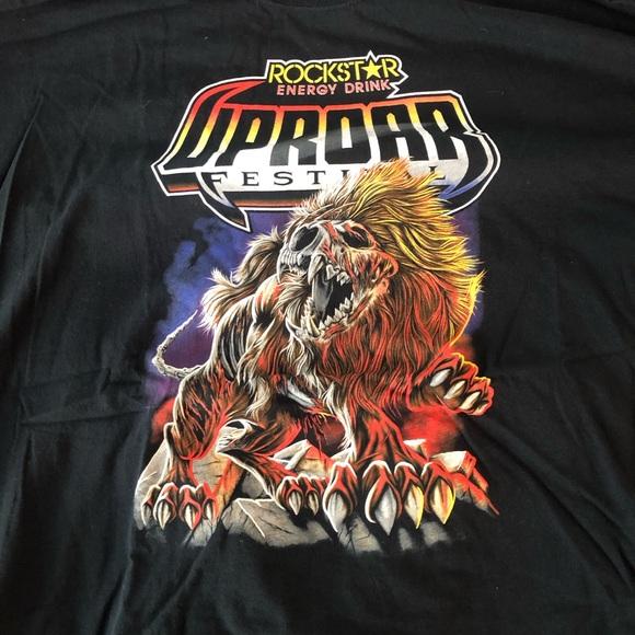Other - Monster Energy Uproar Tour concert T-shirt 3xl